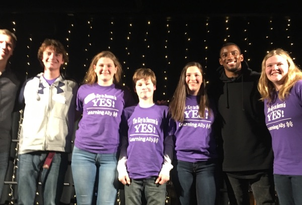 YES! MA Members with Malcolm Mitchell